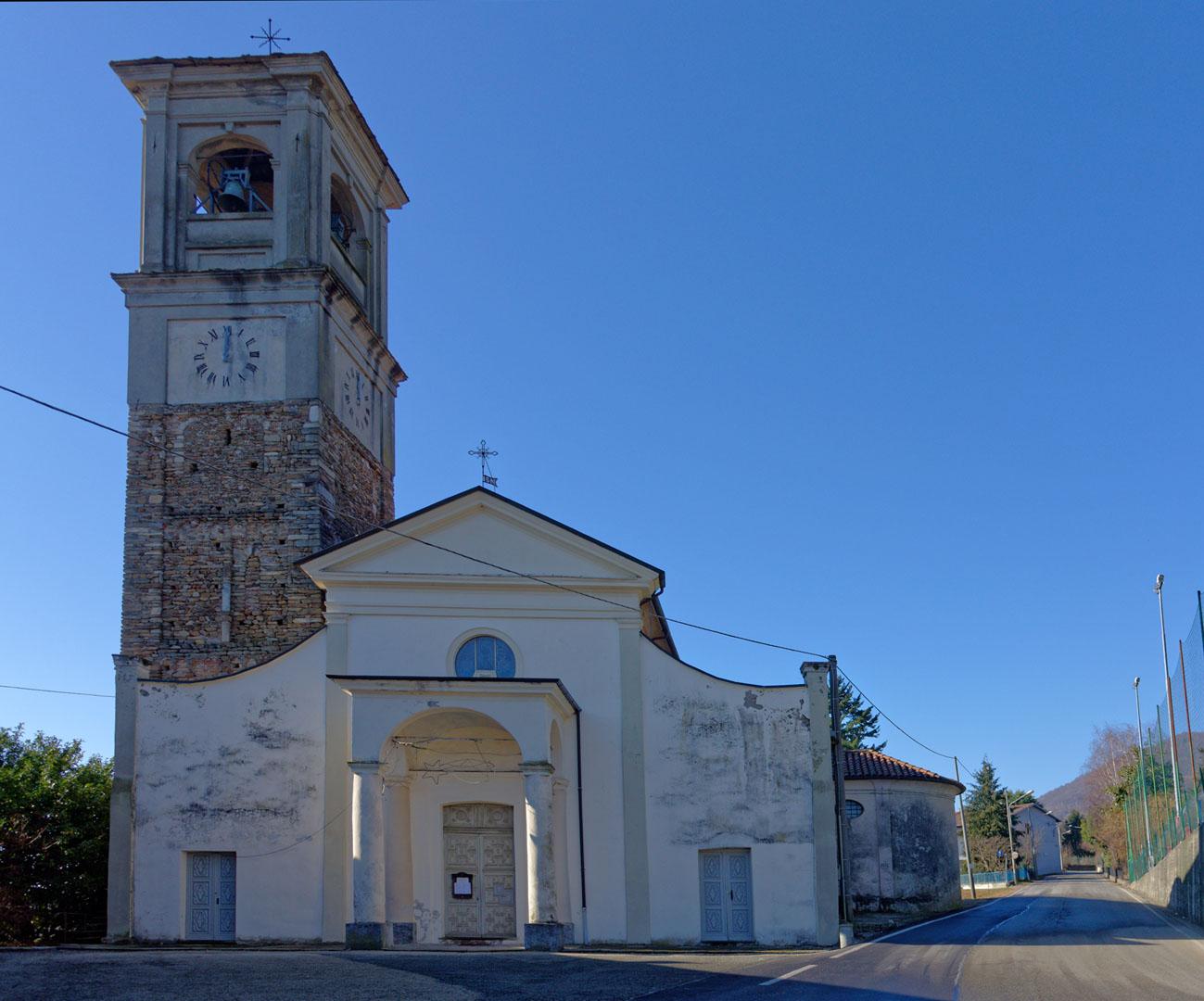 Borgiallo chiesa S. Nicolao